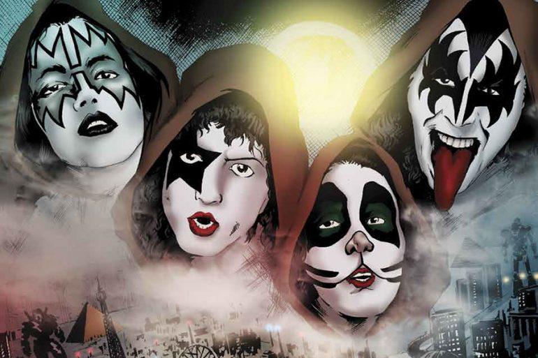 ¡A rockear toda la noche! Las aventuras de Kiss llegan a SMASH