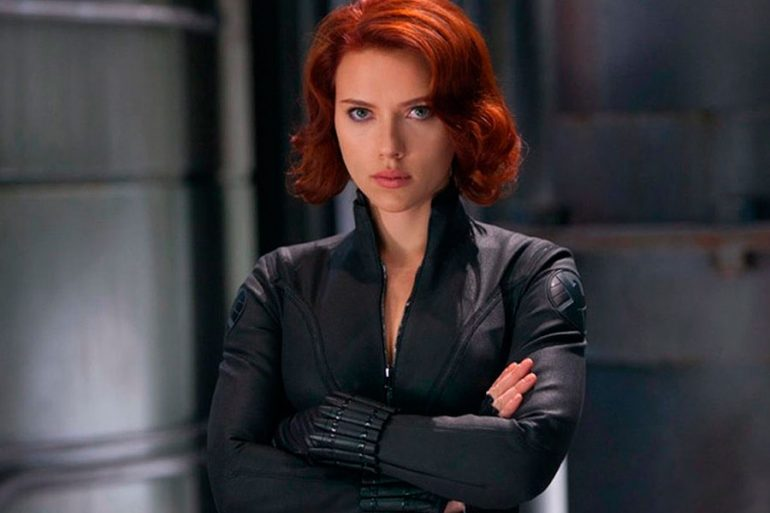 La película de Black Widow nos da sus primeros vistazos