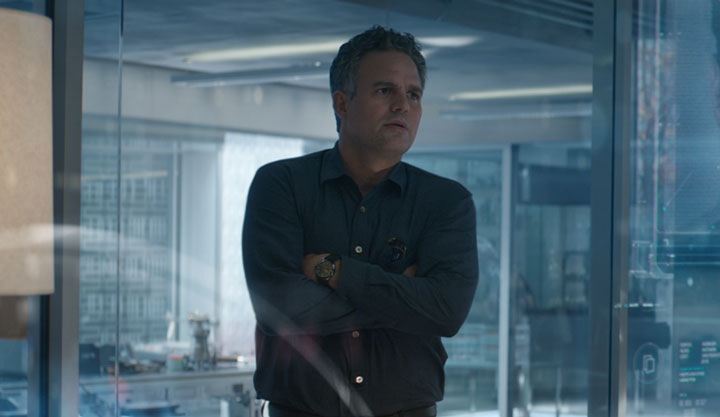 ¿Cuánto tiempo aparece cada héroe en Avengers: Endgame?