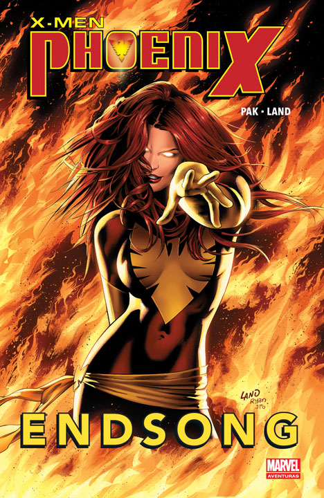 Marvel Aventuras: X-Men Phoenix: Endsong