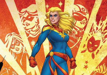 ¡El regreso triunfal de Captain Marvel a SMASH y Marvel Comics México!