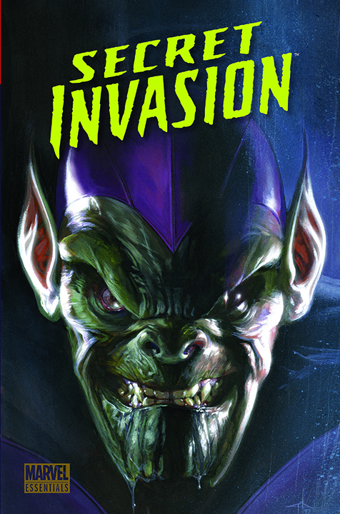 Marvel Essentials Secret Invasion