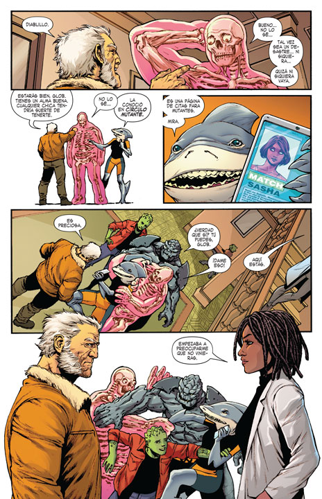 Old Man Logan #39