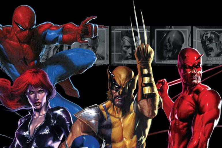 Secret War: La Guerra más oscura que se desata en Marvel Deluxe