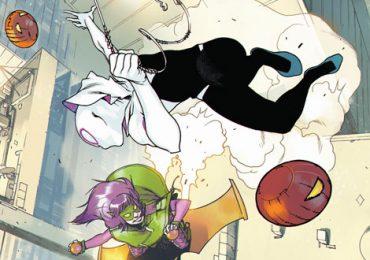 Spider-Gwen: Ghost-Spider #2