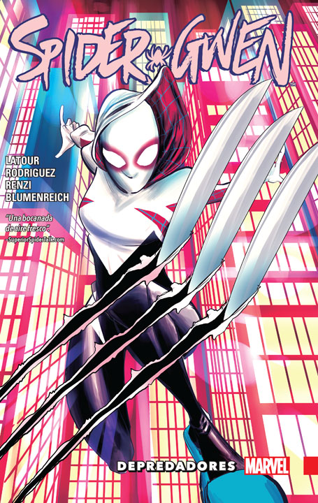 Spider-Gwen Vol. 5: Depredadores