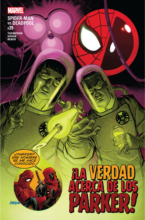 Spider-Man / Deadpool #39
