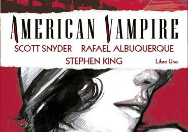 Vertigo Deluxe American Vampire Libro Uno