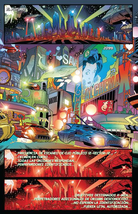 X-Men Blue #17
