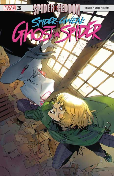 Spider-Gwen: Ghost-Spider #3