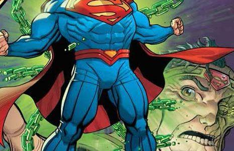 Superman Action Comics Vol. 5: El Efecto OZ