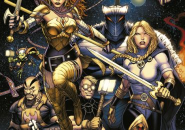 Asgardians of the Galaxy #1 (de 5)