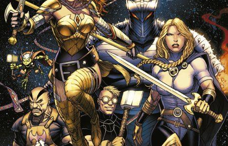 Asgardians of the Galaxy #1 (de 5)