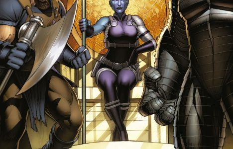Asgardians of the Galaxy #2 (de 5)