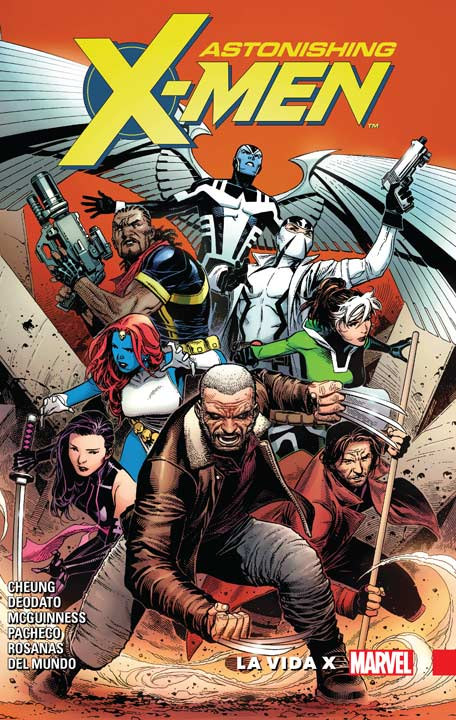 Astonishing X-Men Vol 1: Vida X
