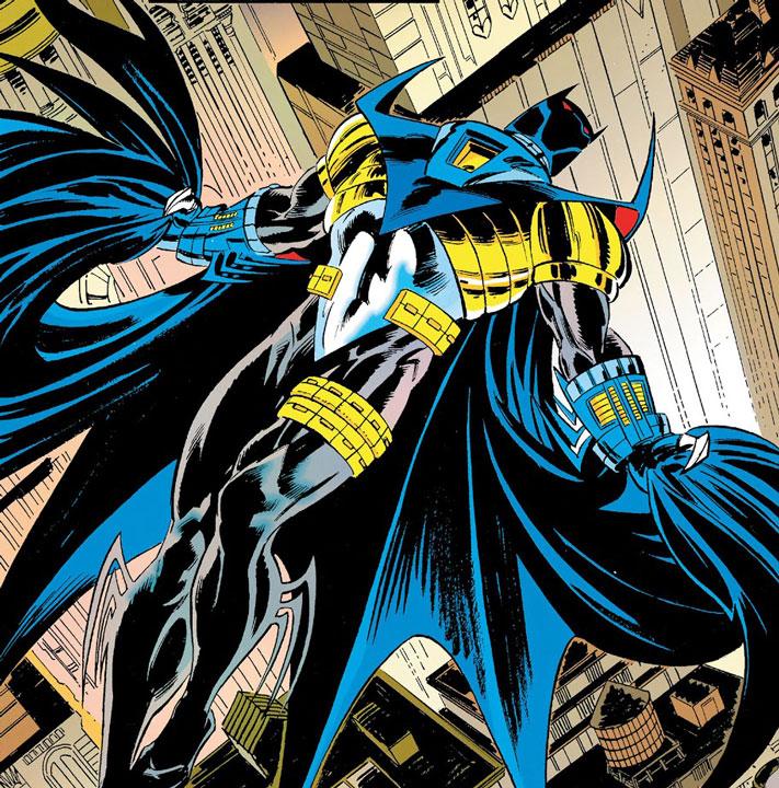 Los mejores trajes de Batman en la historia