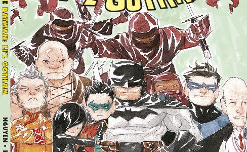 DC Aventuras Lo Mejor de Batman: Li'l Gotham