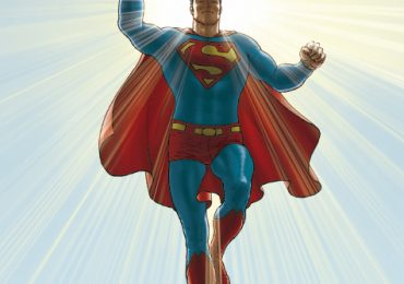 DC Comics Deluxe All-Star Superman