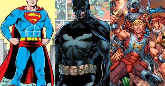 Julio: Mes de acción y aventuras en SMASH y DC Comics México