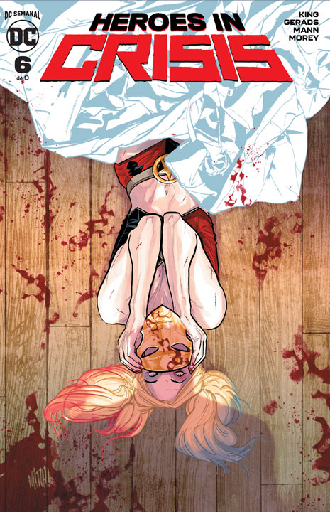 DC Semanal: Heroes in Crisis #6 (de 9)