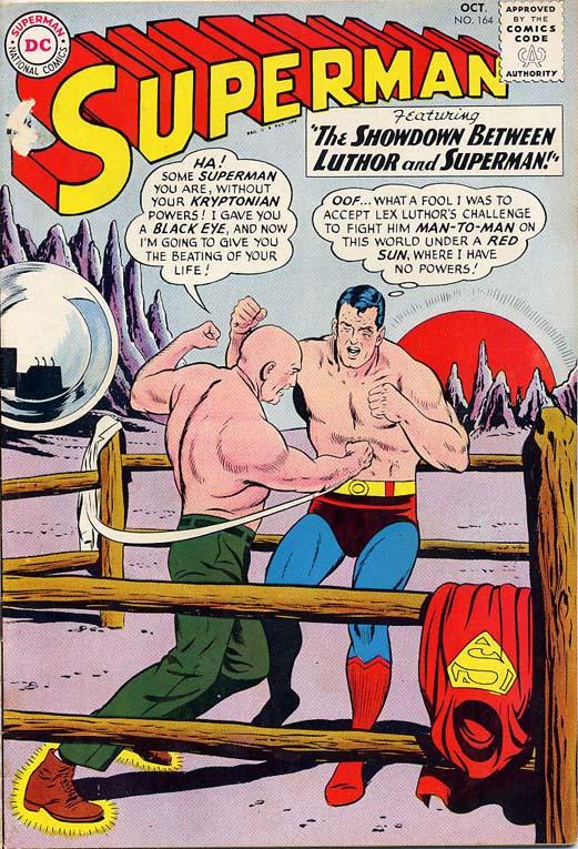 Superman vs Lex Luthor: Los mejores momentos de su rivalidad