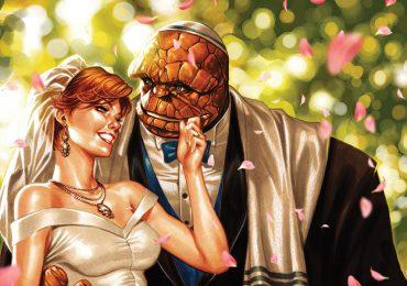 El recuerdo a Stan Lee y Jack Kirby en la boda de Ben y Alice