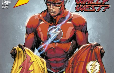 Flash #1 Anual