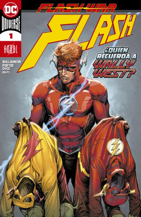 Flash #1 Anual