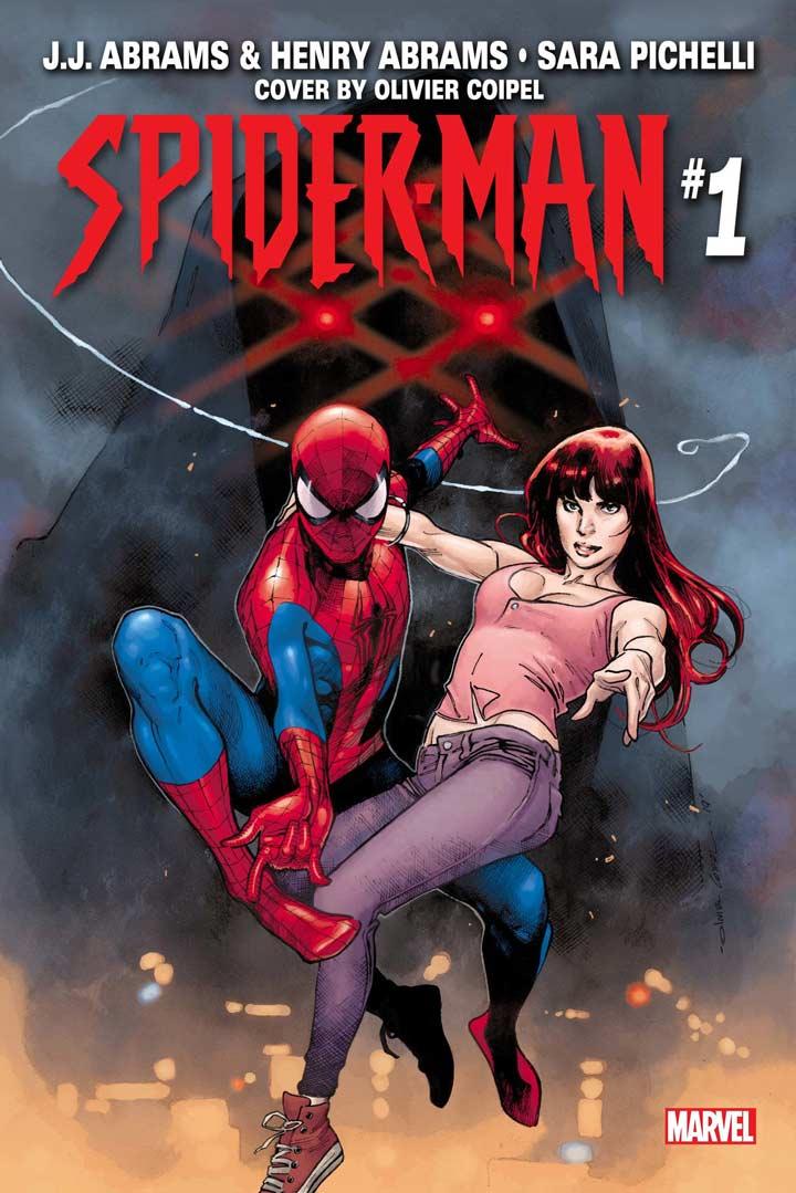 J.J. Abrams en un nuevo proyecto de Spider-Man