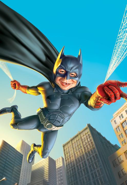 MAD: Locos por los superhéroes