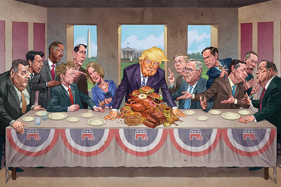 MAD Locos por Trump... Una aguda mirada a una polémica administración