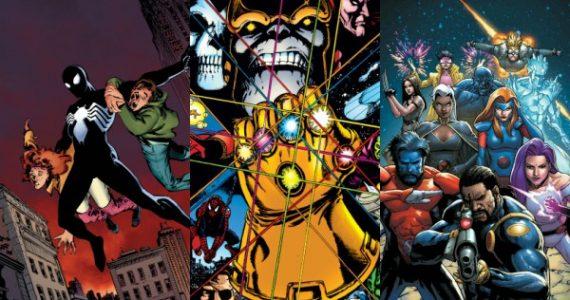 Clásicos y más sorpresas llegan a SMASH y Marvel Comics México en Julio