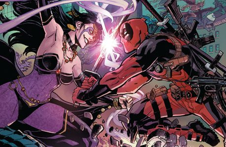 Deadpool Vol. 8: Hasta que la muerte nos...