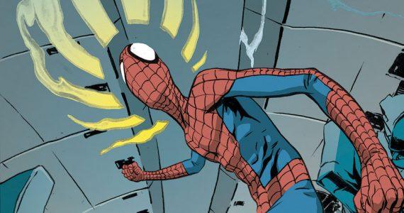 """Matt Kindt lanza un """"desafío de locos"""" a Spider-Man en Noche de Pelea"""