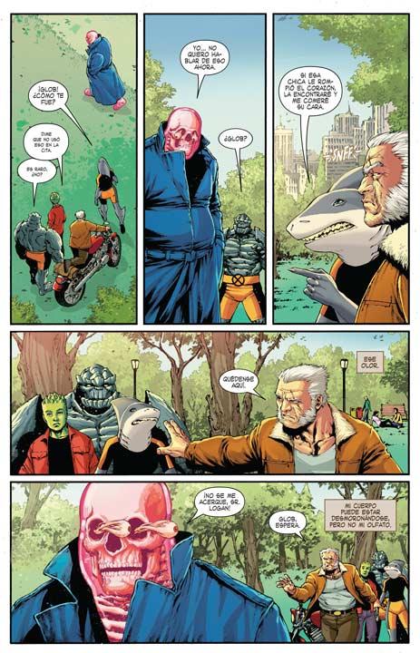 Old Man Logan #40