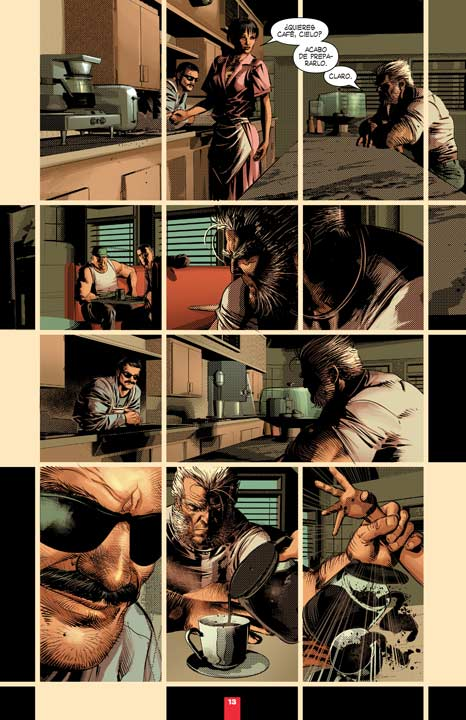 Old Man Logan Vol. 6: Días de Furia