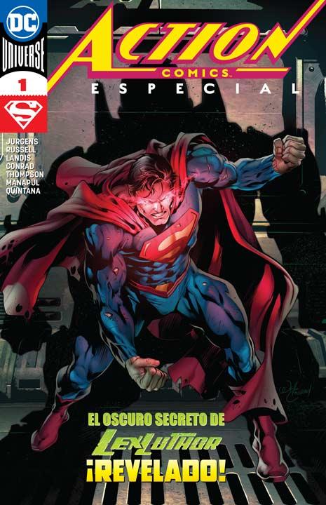 Superman Action Comics Especial #1