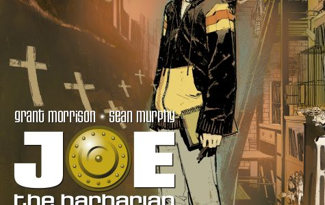 Vertigo Deluxe Joe: The Barbarian