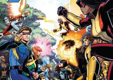 X-Men Blue #18
