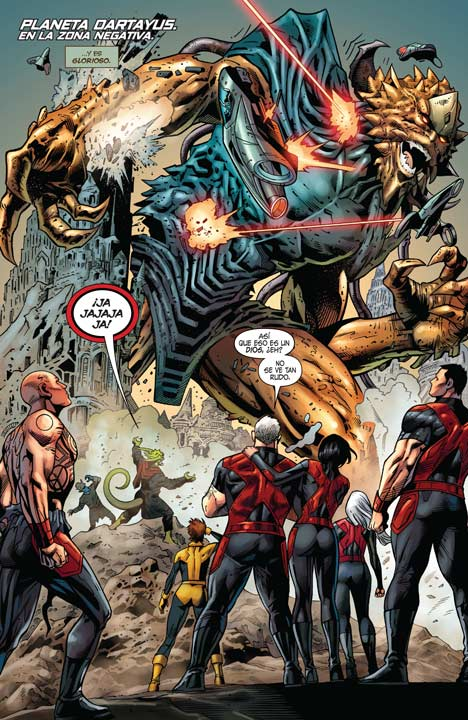 X-Men Gold #19