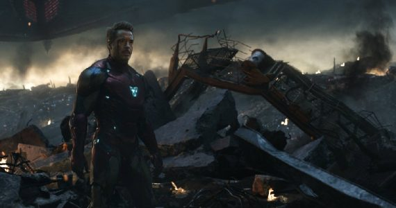 Nueva escena nunca antes vista de Avengers: Endgame