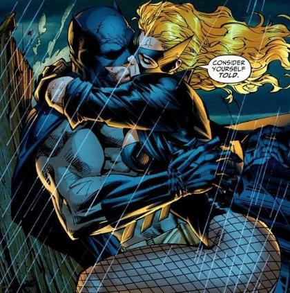 Batman y Black Canary