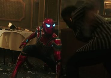 Estas escenas de los trailers no las vimos en Spider-Man: Far From Home