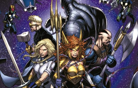 Asgardians of the Galaxy #4 (de 5)
