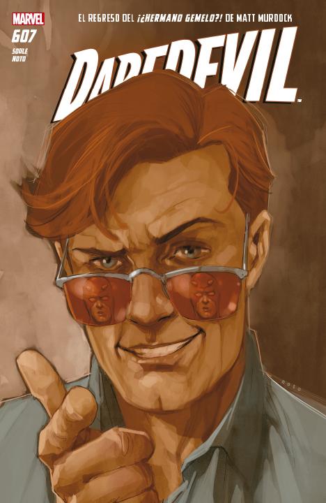 Daredevil #607