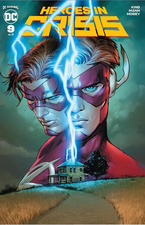 DC Semanal: Heroes in Crisis #9 (de 9)