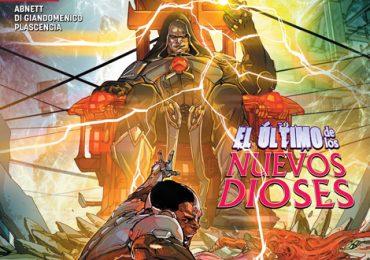 Justice League Odyssey #6