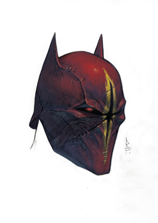 Scott Snyder prepara un nuevo proyecto 'oscuro' con Batman y Azrael
