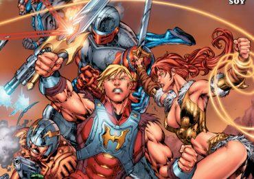 DC Semanal: DC Universe vs Masters of the Universe #1 (de 6)