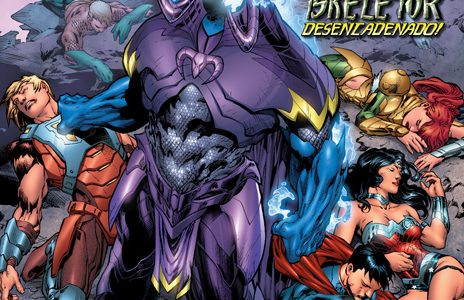 DC Semanal: DC Universe vs Masters of the Universe #2 (de 6)